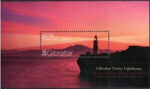 Gibraltar Stamp - Trinity Lighthouse Stamp - NH