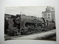 CZE036 - CSD CZECHOSLOVAKIA STATE RAILWAY - LOCOMOTIVE No498-020 PHOTO