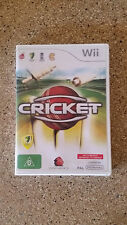 Cricket , Good Condition , Nintendo Wii