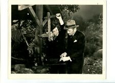 THE LONE WOLF TAKES A CHANCE-1941-8X10 PROMOTIONAL STILL-ERIC BLORE-MYSTERY FR/G