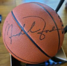 Michael Jordan Autographed Spalding (Official Game Ball) Basketball w/ COA