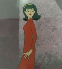 Archie Production Animation Art Cel of Veronica Lodge FIlmation 1968-1969 RARE