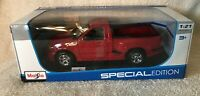 Ford SVT F-150 Lightning 1:21 Model Car Maisto Special Edition, New NIB!