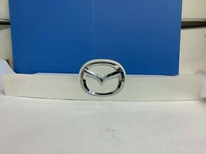 2007 2008 2009 MAZDA CX-7 REAR LIFTGATE TAILGATE PANEL EMBLEM EG21-50811 OEM