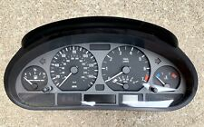 2005 BMW E46 325i Speedometer Instrument Gauge Cluster Auto A/T 322k OEM 6940877