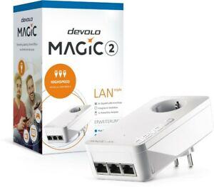 devolo Power LAN Magic 2 LAN triple Erweiterung
