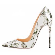 Stiletto Stilettos Floral Heels for Women