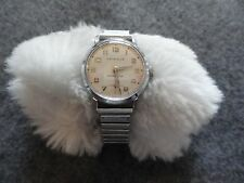 Very Old Swiss Made Caravelle Wind Up Waterproof Watch - Problem