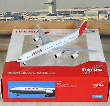 Herpa Wings Iberia (NC) A340-600 (NG) 1/500