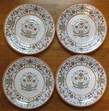 Pier 1 Imports Tuscan Melamine Dinner Plates Set of 4 NEW