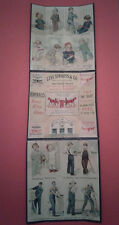 1915 ORIGAMI LEVI STRAUSS PANAMA PACIFIC INTERNATIONAL EXPOSITION SAN FRANCISCO