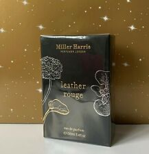 New&Sealed Miller Harris Leather Rouge 100ml Eau De Parfum Spray