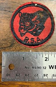 Boy Scouts of America Patch * BSA * Round * Buffalo or Bison * More Auctioning