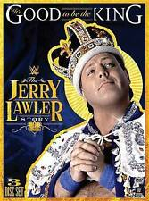 WWE: Its Good to Be the King - Jerry Lawler Story (DVD, 2015)