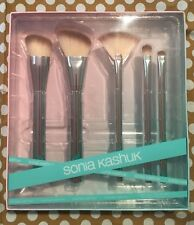 Sonia Kashuk Iridescent Limited Edition Brush Set ~ 5 Essential Brushes NIB