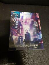 Blade Runner HDzeta 4k Blu ray Steelbook Ovp