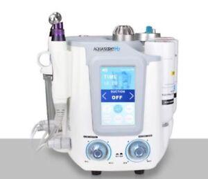 3 In1 Hydrogen Hydra SPA Facial Microcurrent Galvanic Face Lift Firming Machine