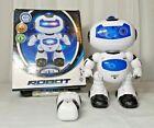 RCTecnic Agent Bingo RC Robot w/Remote Dances Sings & Moves His Head & Arms