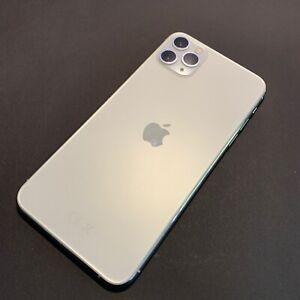 Apple iPhone 11 Pro Max - 256GB - Silber (Ohne Simlock) A2218 (CDMA + GSM)