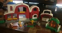 Fisher Price Little People Farm Play Set Sounds And Accessories