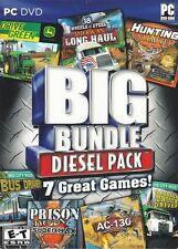 John Deere Drive Green+18 Wheels of Steel Long Haul+Hunting+AC-130++ PC More