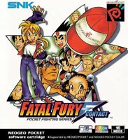 FATAL FURY: FIRST CONTACT (NEO-GEO) [NEOGEO Pocket Color]