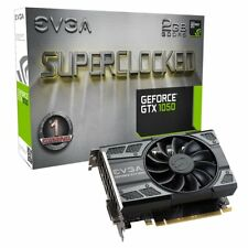 EVGA GeForce GTX 1050 SC Single Fan GAMING 2GB GDDR5 DX12 PC Video Graphic Card