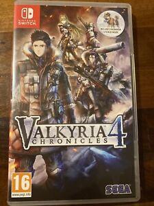 Valkyria Chronicles 4 Nintendo Switch Game