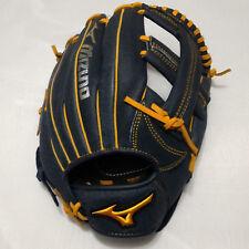 """MIZUNO Friendship 12"""" DarkBlue Right-Handed Thrower Infield Softball Glove"""