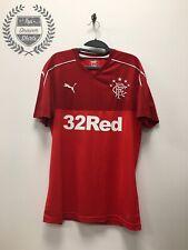 Glasgow Rangers away football shirt 2017/2018 Men's Large