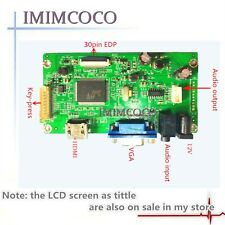 New listing Hdmi Vga Controller board kit+Case for p ortable monitor fit 72%colorB156Han01.2