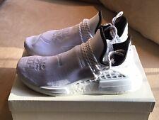 "Adidas HU NMD Pharrell Williams ""CORE WHITE"", GY0092, Men's Size 10"