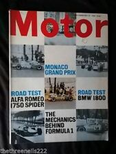 May Monthly Motor Transportation Magazines in English