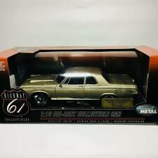 Highway 61 Collectibles 1:18 Die-cast 1964 Dodge 330 Anniversary Gold 1 of 708