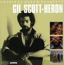Gil Scott-Heron - Original Album Classics [New CD] Germany - Import