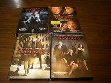 Damages DVD Complete Series 1-4 Seasons