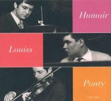Daniel Humair Humair/louiss/ponty Vol.1 CD