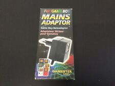 Gamester Mains Adaptor For Nintendo Gameboy Rare# New Old Stock NIB