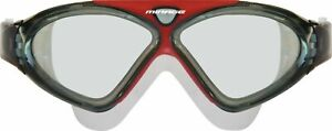 MIRAGE Lethal Swim Goggles Adults Pool Ocean Surf Swimming Glasses FREE Earplugs
