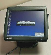 Micros Ws5a Workstation Touchscreen Pos Terminalregister 400814 101