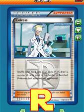 2x Colress - for Pokemon TCG Online ( DIGITAL ptcgo in Game Card)
