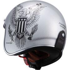 LS2 Open-Face Motorcycle Helmet