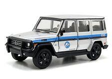 JADA 1:43 DISPLAY JURASSIC WORLD ASSORTMENT - MERCEDES-BENZ G-CLASS Diecast Car