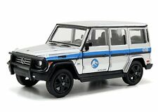 JADA 1/43 DISPLAY JURASSIC WORLD MERCEDES-BENZ G-CLASS DIECAST CAR MODEL 97148