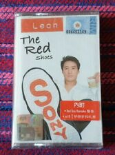 Leon Lai ( 黎明 ) ~ The Red Shoes ( Malaysia Press ) Cassette