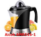 Electric Citrus Juicer Machine Orange Fruit Lemon Squeezer Extractor Juice Press photo