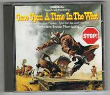 ENNIO MORRICONE RARO CD: ONCE UPON A TIME IN THE WEST SOUNDTRACK
