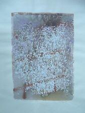 Mark Tobey-serigrafia-Blossoming Moments-firmato a mano, numerati, datato