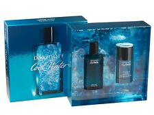 Davidoff Cool Water Eau de Toilette 75 ml+DEO Stick 75g Herren Parfum new in box