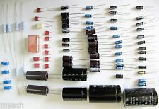 NAD 304 Amplifier Repair Upgrade Parts Kit